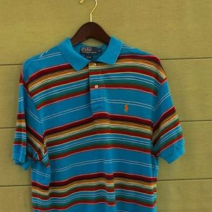 Polo by Ralph Lauren stripped Polo shirt size XL